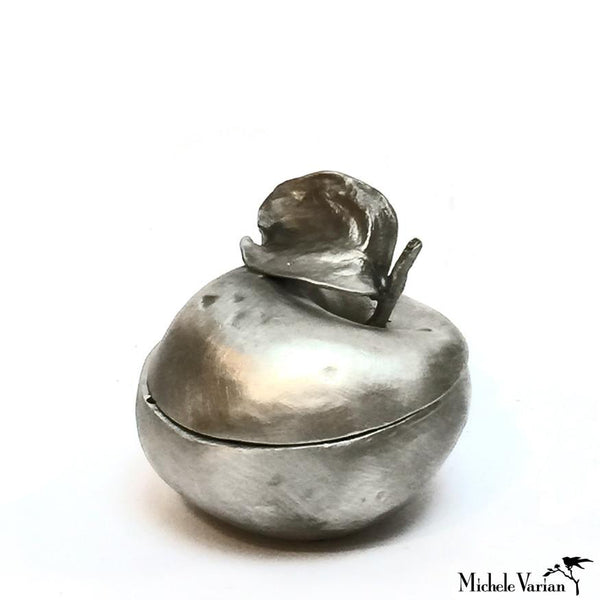 Silver Apple Box