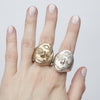Third Eye Knuckle Duster Brass