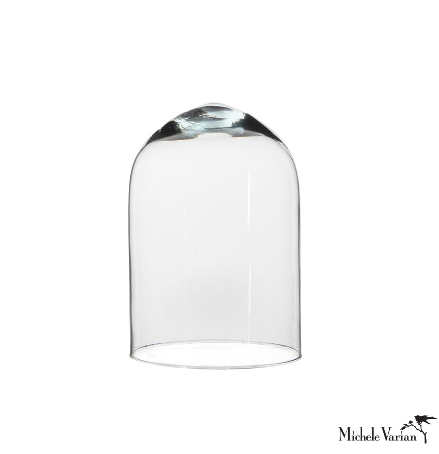 Small Simple Glass Dome Cover