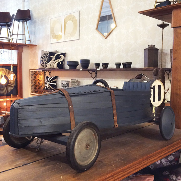 Vintage Soap Box Car