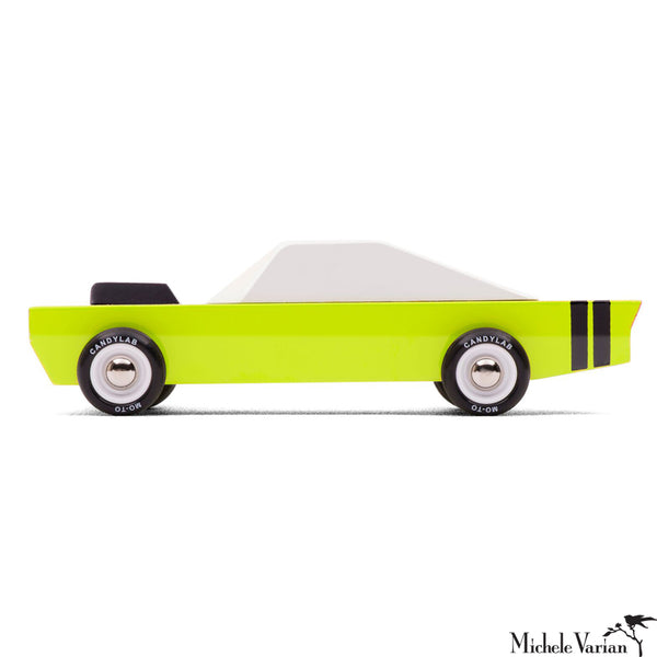 Stinger Wooden Toy Muscle Car