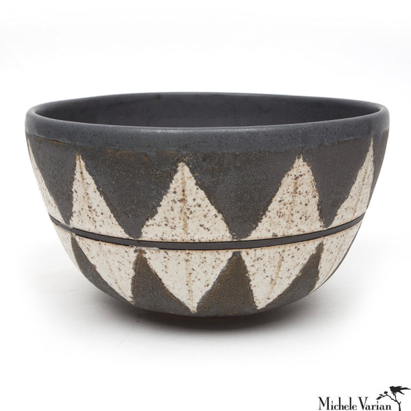 Stoneware Reflection Bowl