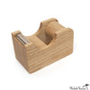 Wood Tape Dispenser Small
