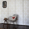 Thornbird Wallpaper Snow Off White