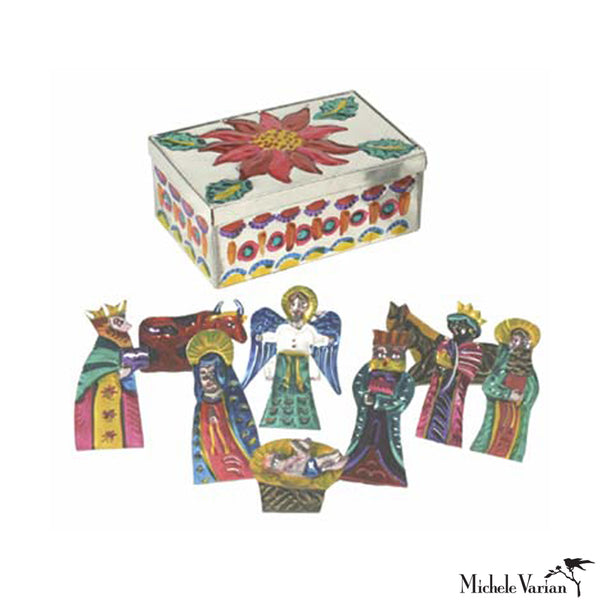 10-Piece Nativity Box Set