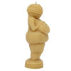 Venus Of Willendorf Beeswax Candle