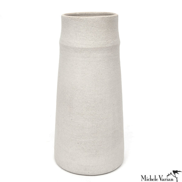 White Chess Vessel