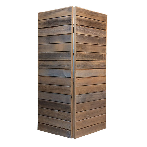 Folding Wood Screen