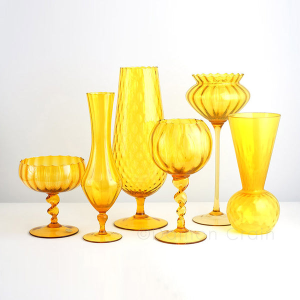 Empoli Glass Yellow Group 1