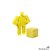 Mini Yellow Cubebot