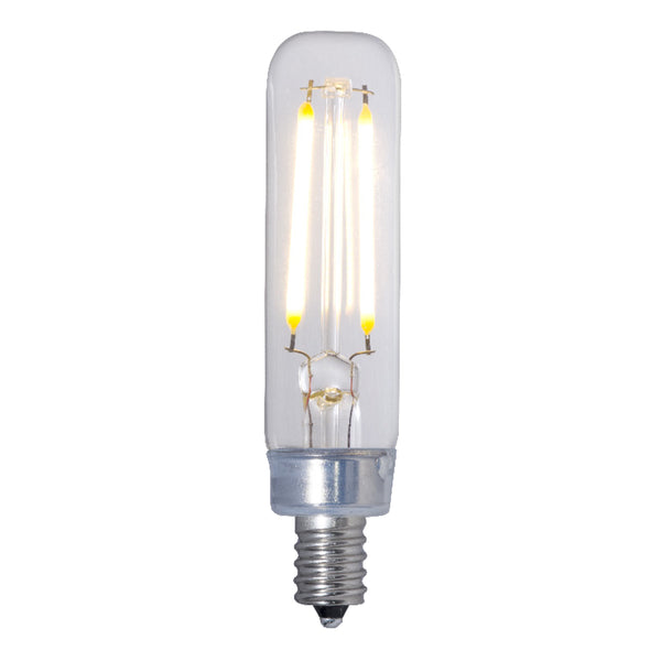 LED Clear Tube E12 Base T6 Bulb
