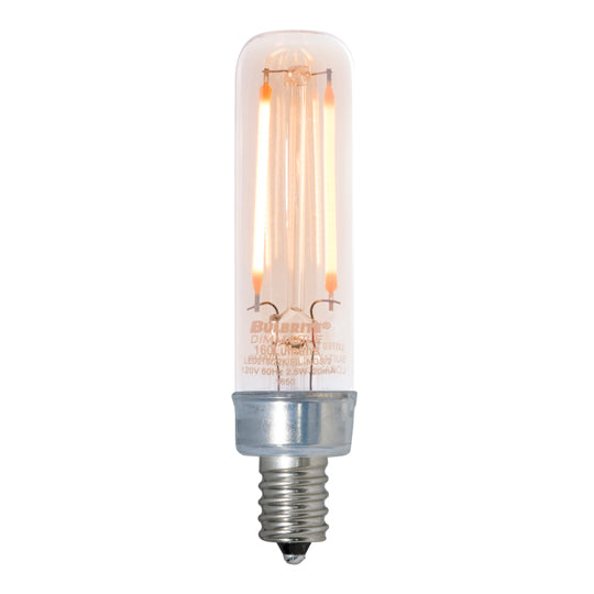 LED Antique Nostalgic Filament E12 Base T6 Bulb