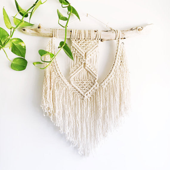 Macrame Wall Hanging - Arrow