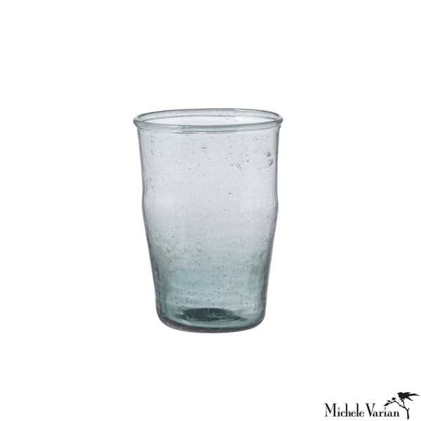 Medium Water glass Ocean Blue