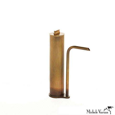 Brass Oil Can