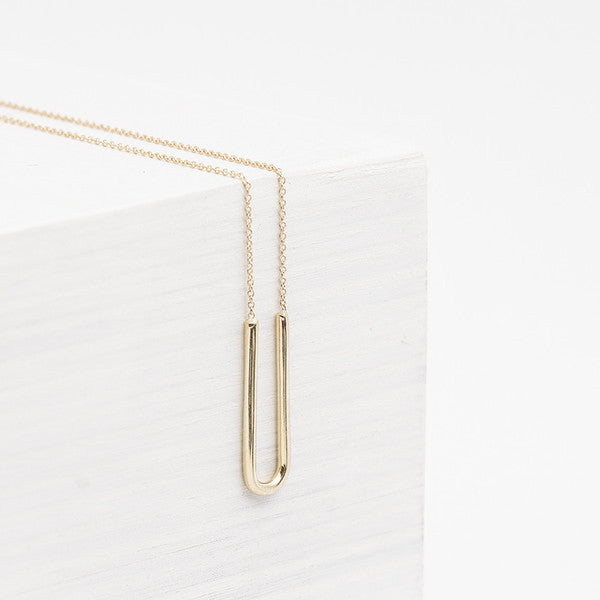 Gold Ulla Necklace