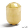 Polished Brass Tea Caddy