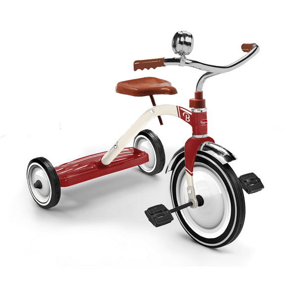 Retro Red Tricycle