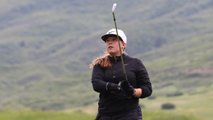 Grace Summerhays second woman ever to qualify for match play at Utah State Amateur