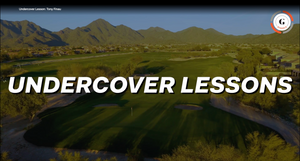 Undercover Lessons with Tony Finau & Coach Boyd Summerhays