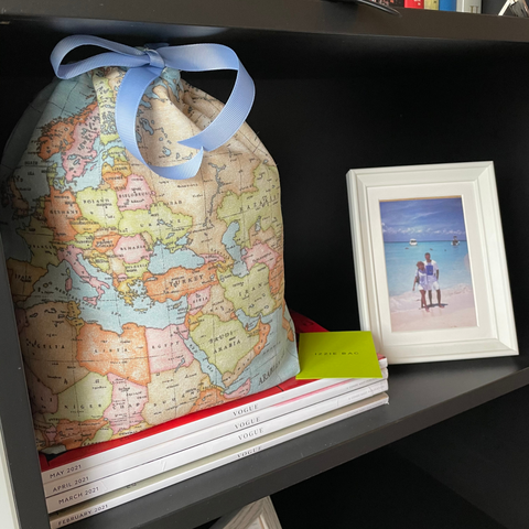 "Bag ""World Map"""