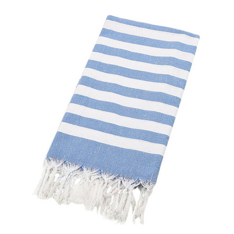"Beach Towel ""Blue"""
