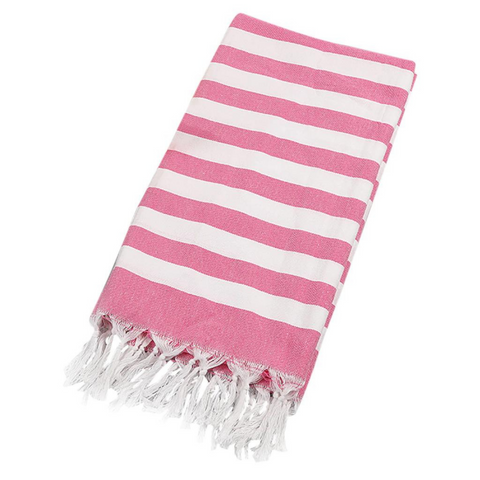 "Beach Towel ""Pink"""