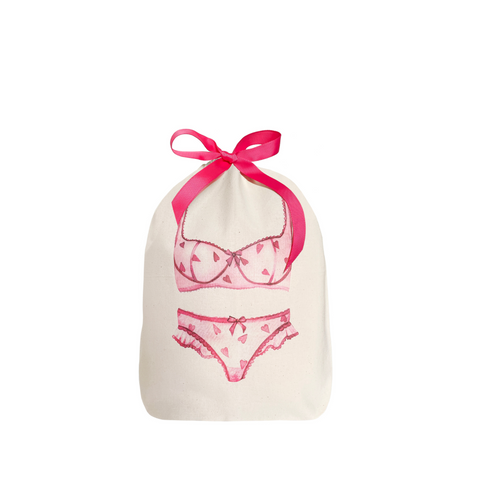 "Bag ""Heart Lingerie"""