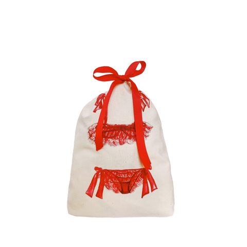 "Bag ""Red Lingerie"""