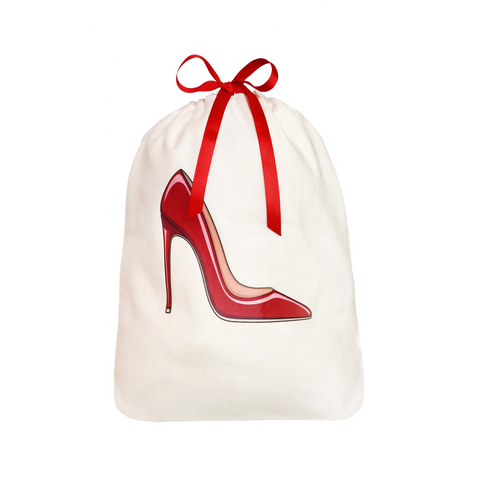 "Large Bag ""Red Shoes For Her"""