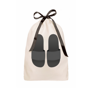 "Large Bag ""Slippers"""