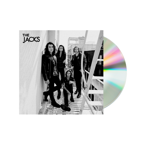 The Jacks - EP (CD)