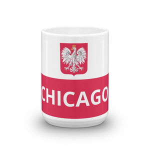 Poland Flag - Chicago Mug