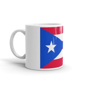 Puerto Rico Flag - Chicago Mug