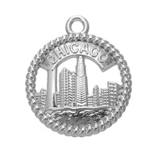Load image into Gallery viewer, Skyrim Chicago Charm Pendant Jewelry
