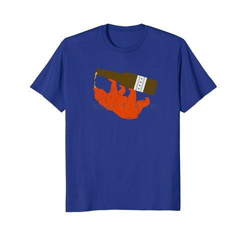 Chicago Beer Drinking T-Shirt