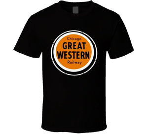Chicago Great Western Railway T-Shirt