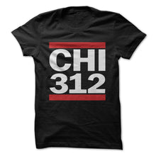 Load image into Gallery viewer, Chicago 312 T-Shirt
