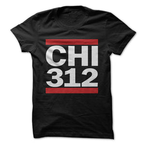 Chicago 312 T-Shirt