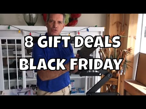 Black Friday Cyber Monday 2019 Deals [8 Thoughtful Gift Ideas]