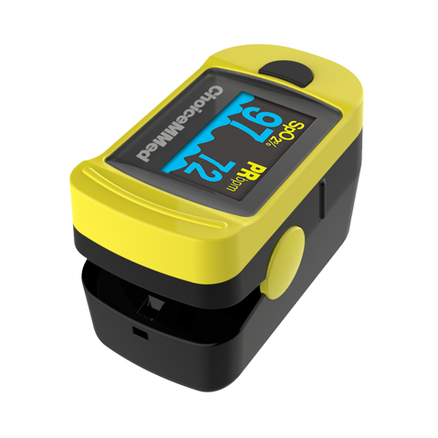 How A Fingertip Pulse Oximeter Reads Oxygen Saturation {Step By Step How To}