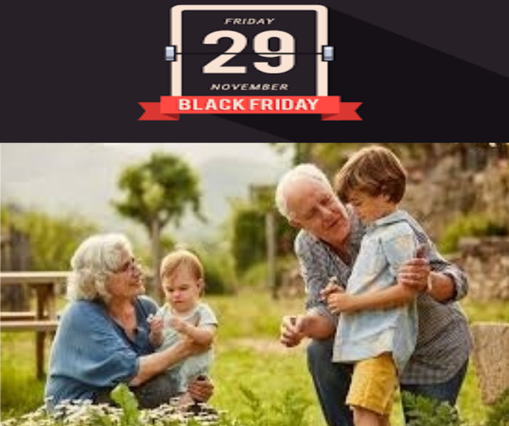 Gifts For Granparents [Black Friday Deals Cyber Monday 2019]