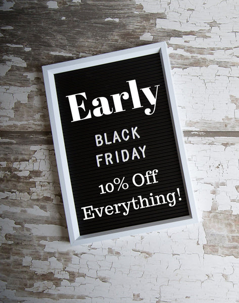 Early Black Friday Sale on CPAP Cleaners, Pain Relief Products & Thoughtful Gifts for Grandparents!
