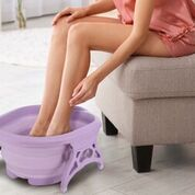 Collapsible Foot Massage & Pedicure Spa