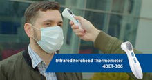 Load image into Gallery viewer, Sejoy Infrared Forehead Thermometer