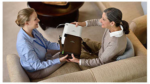 SimplyGo Mini Portable Travel Oxygen Concentrator [$2245.50 after code GIVEMETEN 10% discount]