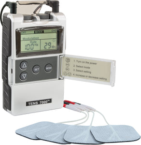 TENS 7000 2nd Edition Digital TENS Unit (OTC)