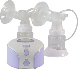 Viverity Double Electric Battery Operated Breast Pump