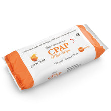 Load image into Gallery viewer, CPAP Mask Wipes 3B Citrus Scented 80 Wipes Per Pack