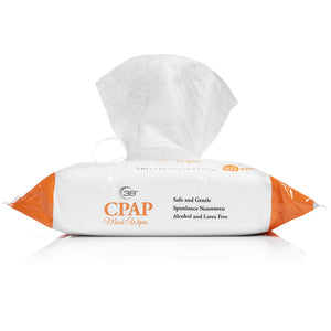 CPAP Mask Wipes 3B Citrus Scented 80 Wipes Per Pack